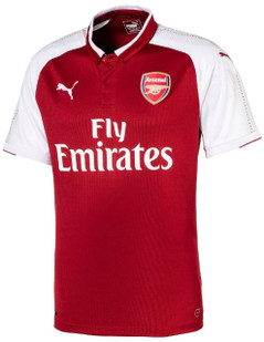 ARSENAL HOME JERSEY 17/18