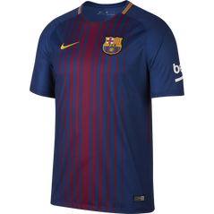 BARCELONA HOME JERSEY 17/18