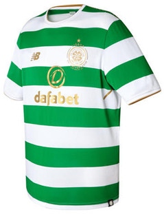 CELTIC HOME JERSEY 17/18