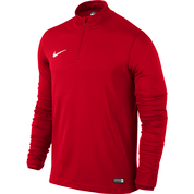 MIDLAYER TOP L/S UNI RED [FROM: $45.50]