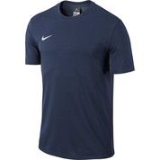 TEAM CLUB BLEND TEE NAVY [FROM: $28.00]