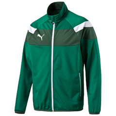 SPIRIT II TRACK JACKET GREEN/WHITE [FROM: $42.00]