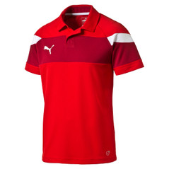 SPIRIT II POLO RED/WHITE [FROM: $28.00]