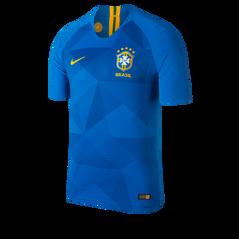 BRAZIL AWAY JERSEY 17/18