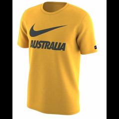 Australia T-Shirt Yellow