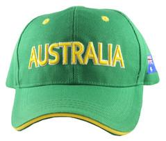 Australia Cap Green