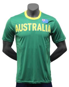 Australia Jersey Green