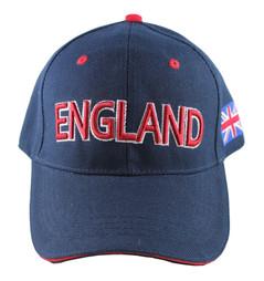 England Cap Navy
