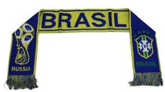 Brazil Scarf Russia 2018 Reversible