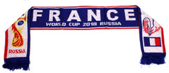 France World Cup 2018 Russia Scarf