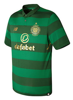 Celtic F.C. Away Jersey 17/18