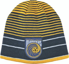 Central Coast Mariners Reversible Beanie