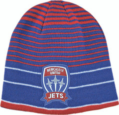 Newcastle Jets Reversible Beanie