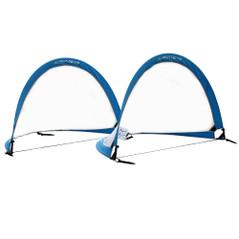 ALPHA Gear 4FT Pop Up Goals - 2 in one carry bag