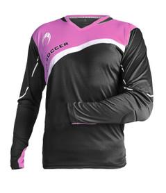 Zamora Jersey L/S Black/Pink