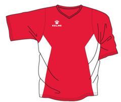 Zaragoza Jersey Red/White [FROM: $21.00]