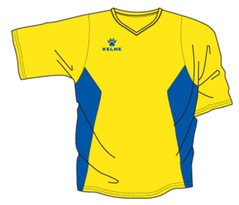 Zaragoza Jersey Yellow/Royal [FROM: $21.00]