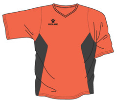 Zaragoza Jersey Orange/Black [FROM: $21.00]