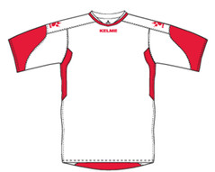 Cadiz Jersey White/Red [FROM: $28.00]