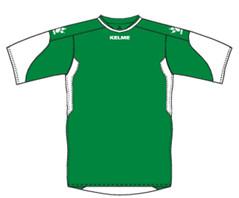 Cadiz Jersey Emerald/White [FROM: $28.00]