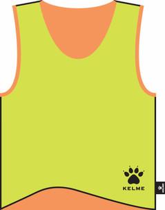 Aires Reversible Bib Green/Orange