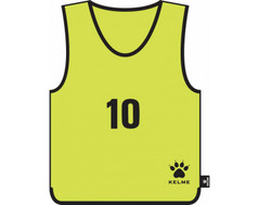 Aires Bib Set Numbered 1-16 Green