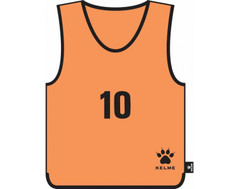 Aires Bib Set Numbered 1-16 Orange