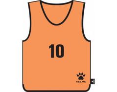 Aires Bib Set Numbered 1-16 Orange
