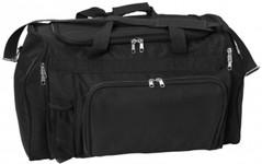 Super Classic Sports Bag Black