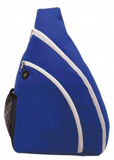Super Shoulder Bag Royal/White