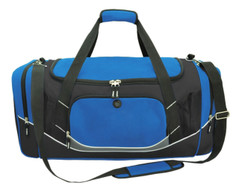 Atlantis Sports Bag Royal/Black/White/Charcoal