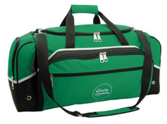 Advent Sports Bag Emerald/White/Black