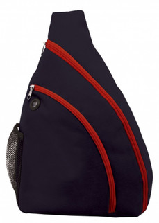 Super Shoulder Bag Navy/Red