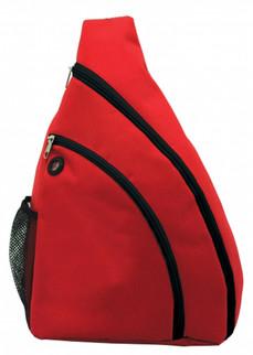 Super Shoulder Bag Red/Black