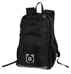 Transit Back Pack Black/Grey