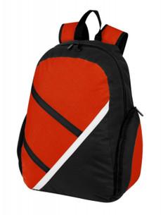 Precinct Back Pack Red/White/Black
