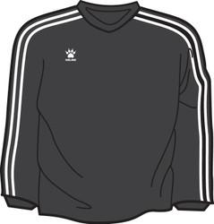 Bravo GK Jersey L/S (Black)