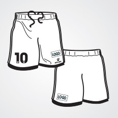 Personalisation Shorts/Pants