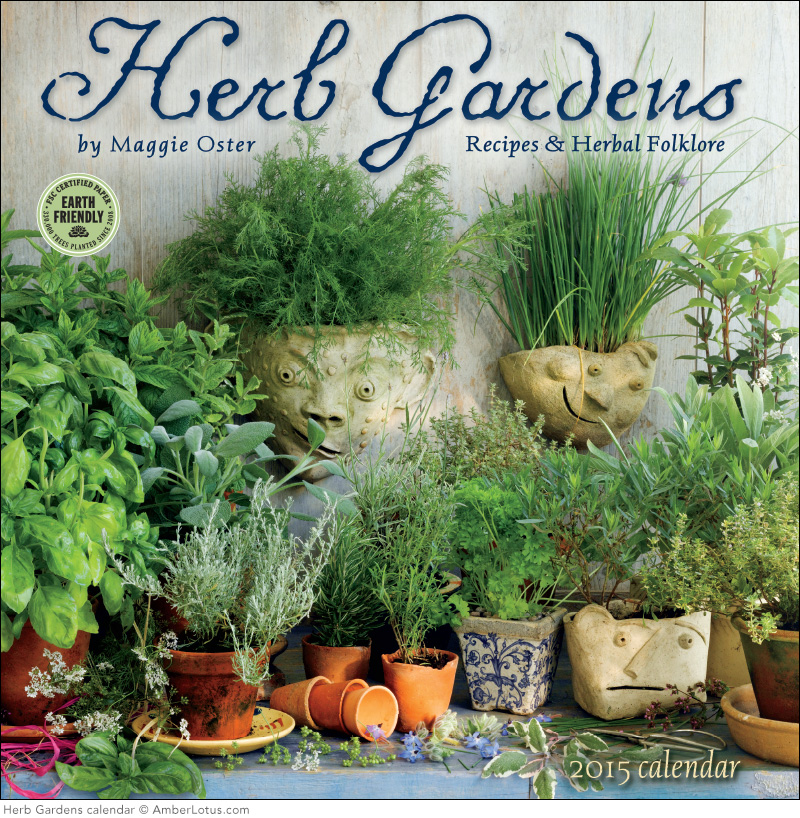 With Gorgeous Photos Of Creative Herb Gardens Paired With Sumptuous Recipes  And A Wealth Of Herbal Folklore, Remedies, And Growing Tips From ...