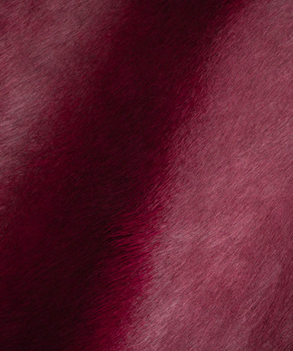 Hair on Hide Pomegranate