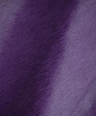 Hair on Hide Purple
