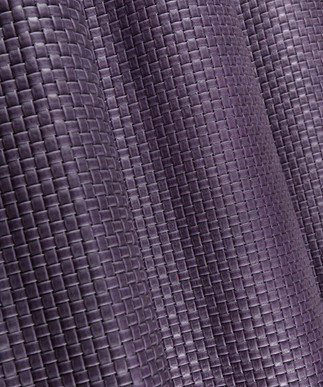 Basket Weave Purple