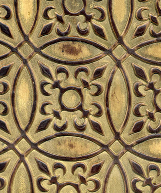 Circle Tile Warm Sand
