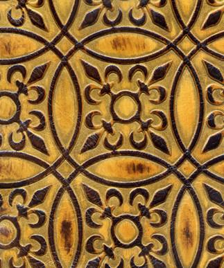 Circle Tile Sepia
