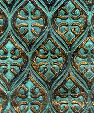 Gateway Turquoise/Copper