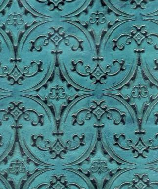 Heraldic Aquamarine