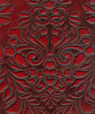 Verona Damask Red