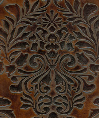 Verona Damask Brown