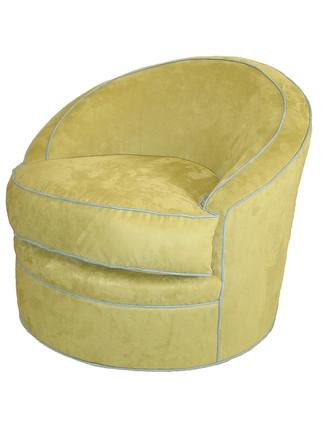 C9018 Barrel Chair with Swivel
