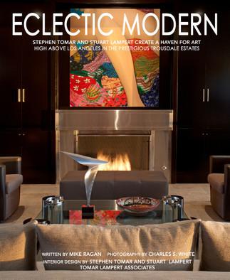 CVLUX March/April 2017 Eclectic Modern